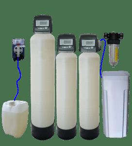 Система очистки воды от железа