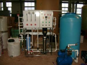 Системы очистки воды для кафе и ресторанов