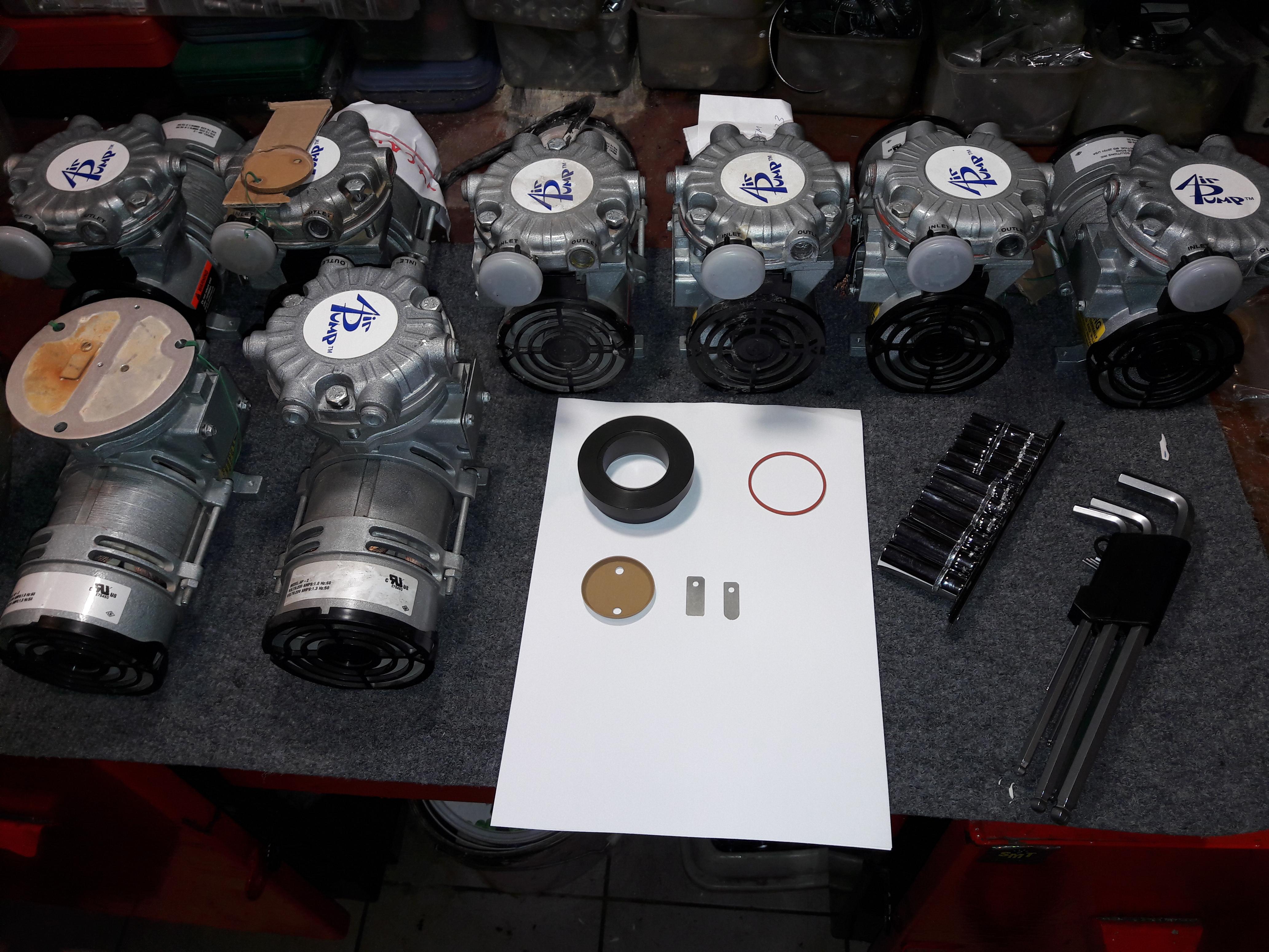 Ремонт компрессоров AP-2