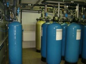 очистка воды производств и котельных