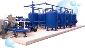 Системы очистки воды для очистки воды из водоемов