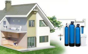 Как очищают воду в доме — способы очистки